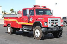 Firetrucks Unlimited has some of the best quality used wildland trucks for sale. New Trucks, Trucks For Sale, Cars For Sale, Fire Dept, Fire Department, Brush Truck, Cool Fire, Wildland Firefighter, International Scout