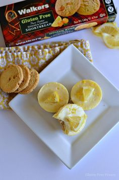 These gluten-free lemon ginger cheesecakes are as delicious as they are darling. They are perfect for your next tea party and perfectly portioned.