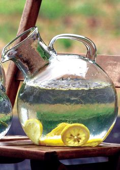 The perfect pitcher for outdoor entertaining - I love it!