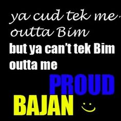 Poud Bajan. No matter where I may roam, Barbados will always be home. If you our culture, beaches, people and our island, then become a fan of Beautiful Barbados