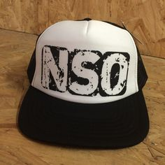 NSO Anarchy trucker cap, £12.00 by Roller Derby City