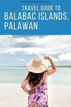 Travel guide to Balabac islands in Palawan, Philippines - including itinerary, accommodation and expenses