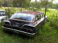 buildable condition or great parts car (rat rod?) 332 v8 desirable power steering and brakes,has not run in many years. prefer phone calls 780 954 2252