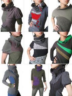 #Joodito #recycled #sweaters | FollowPics