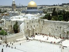 Israel! The land where Jesus walked, lived, died for my sins, resurrected!