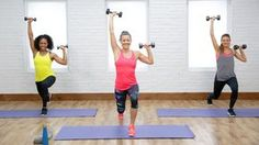 Torch calories with this 45-minute workout to boost your metabolism. POPSUGAR Fitness offers fresh fitness tutorials, workouts, and exercises that will help ...