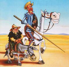 Don-Quijote-dibujos