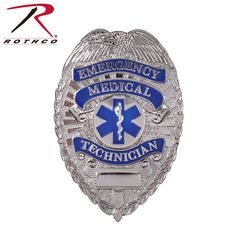 Rothco Deluxe EMT Badge  Only $11.99  *Price subject to change without notice.