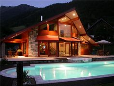 stunning house, the inside is awesome too