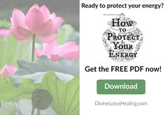 How to Protect Your Energy- Divine Lotus Healing