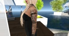 Second Life Marketplace - TaTToo Betty BooP Star
