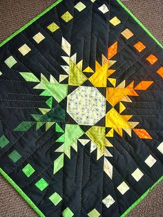 FEATHER STAR QUILT            PC