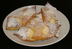 Sarah's Kitchen: Cream Cheese Pastries