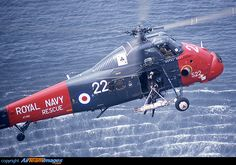classic navy aircraft | Westland Wessex HU5 (XT766) Aircraft Pictures &…