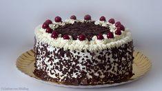 Schwarzwälder Kirschtorte à la Guggi – Memphis Cakes And More, Gudrun, Tiramisu, Cheesecake, Sweets, Baking, Ethnic Recipes, Desserts, Memphis