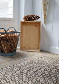 Cheviot Natural Wool Woven Rug Hook Loom Company Hookandloom Affordable
