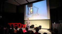 Making useless machines | Bryan Cera | TEDxUWMilwaukee