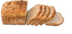 Gluten Free Soy & Linseed Loaf (Unsliced)    The same dough mix as our plain bread, enriched with whole linseeds. Wheat free, gluten free, dairy free, egg free, nut free and yeast free. Safe for people with fructose malabsorption allergies.