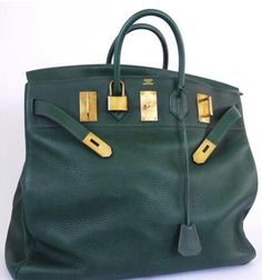 Hermes Hac in Green