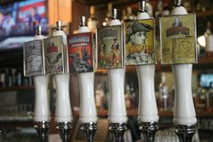 Natty Greene's Brewing Co. offers year-round, seasonal and BigDraft Series beers, all brewed exclusively in Greensboro.
