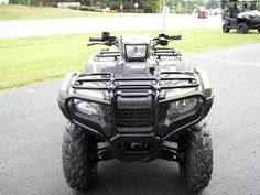 New 2016 Honda FourTrax® Foreman® 4x4 ES ATVs For Sale in North Carolina. This is a 2016 Honda foreman FE1 this is a 4X4 500cc with electric shift. theses are awesome ATV's and fit so many applications from farming to trail riding they are super strong and a real workhorse. they come with Honda's one year warranty with extended warranty options available and great financing rates available on approved credit. please feel free to email or call us here at 704-487-7261 if you have any…