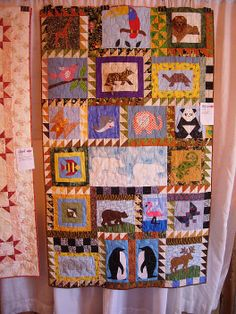 Mrs Sew n' sew: a beautiful day for a quilt show