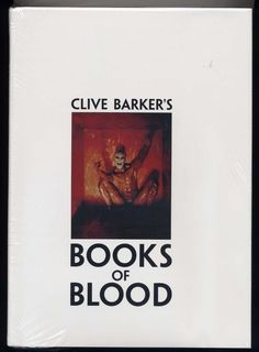 "Books of Blood 1-3 (Books of Blood #1-3 omnibus) by Clive Barker  ""Everybody is a book of blood; wherever we're opened, we're red."" For those who only know Clive Barker through his long multigenre novels, this one-volume edition of the Books of Blood is a welcome chance to acquire the 16 remarkable horror short stories with which he kicked off his career. For those who already know these tales, the poignant introduction is a window on the creator's mind. Reflecting back after 14 years, Barker..."
