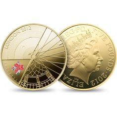 The London 2012 Paralympic Gold Proof £5 Coin   The Royal Mint