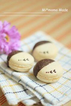 「ココチョコマカロン」setsuko♪ | お菓子・パンのレシピや作り方【corecle*コレクル】