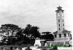 Torre del reloj de Bata