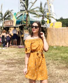 Festival outfit @ Solidays // Chic and Clothes