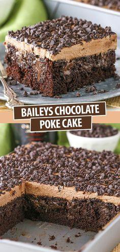 Sweet Desserts, Easy Desserts, Sweet Recipes, Delicious Desserts, Yummy Dessert Recipes, Amazing Chocolate Cake Recipe, Best Chocolate Cake, Homemade Chocolate Cakes, Cake Base Recipe