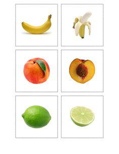 Banan, fersken, lime Plus Oral Motor Activities, Health Activities, Montessori Activities, Kindergarten Activities, Learning Activities, Activities For Kids, Preschool, Fruit And Veg, Fruits And Vegetables