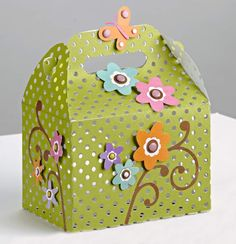 DIY gift boxes the making spot