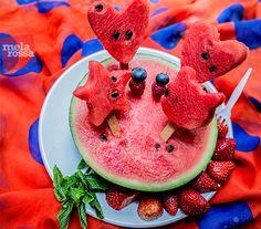 ghiaccioli gelato bambini idee spuntini frutta compleanno festa