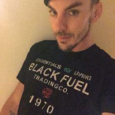 Shannon Leto #BlackFuel