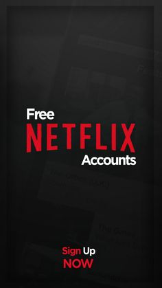Huge Collection of free Netflix accounts and passwords. Get your free Netflix account Today Without spending a single penny. Free Netflix Codes, Netflix Gift Code, Get Netflix, Netflix Free Trial, Netflix Hacks, Netflix Movies, Simple Life Hacks, Useful Life Hacks, Netflix Account And Password