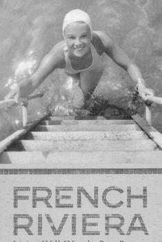 French Riviera, Sommer 1935, Modeaufnahmen von Judith