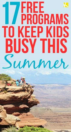 17 Free Things to Do with Your Kids This Summer - The Krazy Coupon Lady Summer Fun For Kids, Teen Summer Crafts, Free Summer, Kids Fun, Summer Activities For Kids, Family Activities, Free Things To Do, Fun Things, Summer Schedule