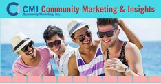 Community Marketing & Insights is LGBT owned full service market research Company mainly focuses on LGBT insights and analytics. We are proud to be the global leader to provide LGBT research, strategies, demographics, market insights, and trainings to non-profit organizations, corporate leaders and Government institutions worldwide since 1992.
