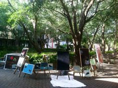 Ruskin Place ART District in SEASIDE, FL ~ Scenic Route 30a ~ South Walton Beaches Florida ~ SoWal ~ Family Beach Vacation ~ The Seaside Style ~ 30-A