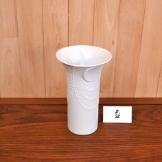 Mid-Century Modern - Vase Kaiser