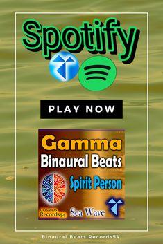 Gamma Sea Wave - Spirit Person (Binaural Beats - Isochronic Tones Mix), an album by Code, Aspabrain, Binaurola on Spotify