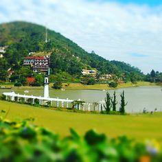 Lago do Hotel Quitandinha, Petrópolis