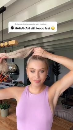 Easy Hairstyles For Long Hair, Cute Hairstyles, Braided Hairstyles, Hair Upstyles, Aesthetic Hair, Hair Videos, Hair Inspiration, Curly Hair Styles, Beauty Hacks