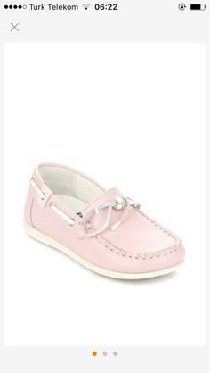 Chicco hakiki deri pembe ayakkabı 26 numara
