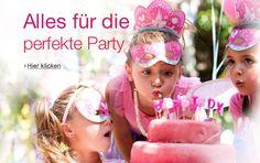 Kindergeburtstag? Alles für die perfekte Party gibt es hier: http://amzn.to/1TwxC0L