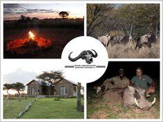 Jagd auf Schalenwild mit Divan Labuschagne - Namibia