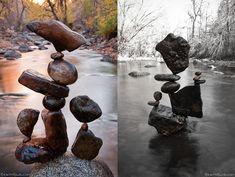 escultura de pedras empilhadas 06