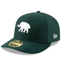 5962a7d82d271 2019 Oakland Athletics Spring Training cap featuring the 1920 elephant logo.